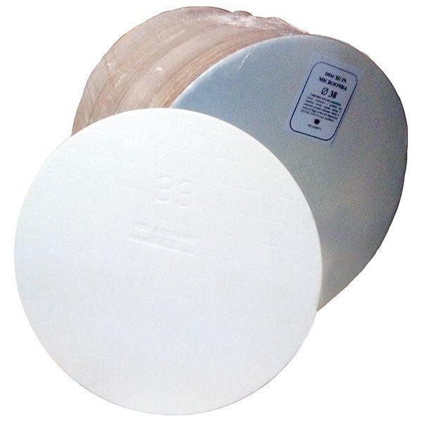 BP Dischi e Piatti Ala bordo liscio cartone microonda