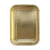 BP vassoio pasticceria bordo rovesciato Re Sole Oro
